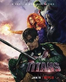 Titans -Season 1