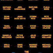 James Gunn julkaisi uuden SUICIDE SQUAD:in teaser -julisteen