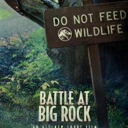 Uusi lyhytelokuva BATTLE AT BIG ROCK valottaa Jurassic Park -sarjan mahdollista tulevaisuutta
