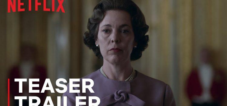 Olivia Coleman ottaa valtikan haltuunsa: THE CROWN -sarjan kolmannen kauden traileri julkaistiin